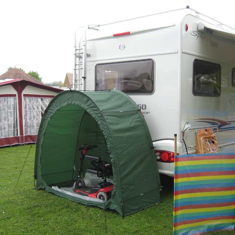 ... C&aCave With Scooter · C&aCave outdoor storage ... & CampaCave Caravan and Motorhome Storage Solution - Cave Innovations