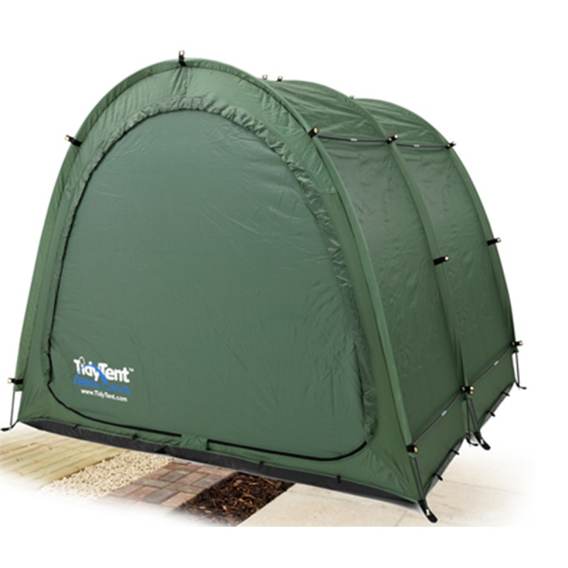 Tidy Tent XTRA  sc 1 st  Cave Innovations & Tidy Tent TidyTent XTRA modular bike storage tent system