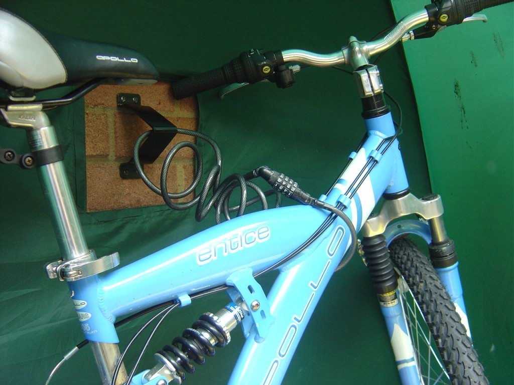 Bike Storage Solution - The AnkaPoint