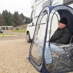 Under The Weather pop-up shelter for camping