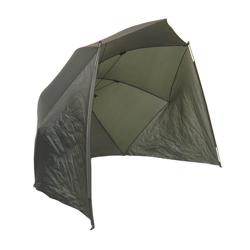 Fishing Bivvy Umbrella cut-out