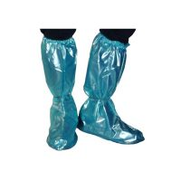Waterproof Shoe Covers - blue