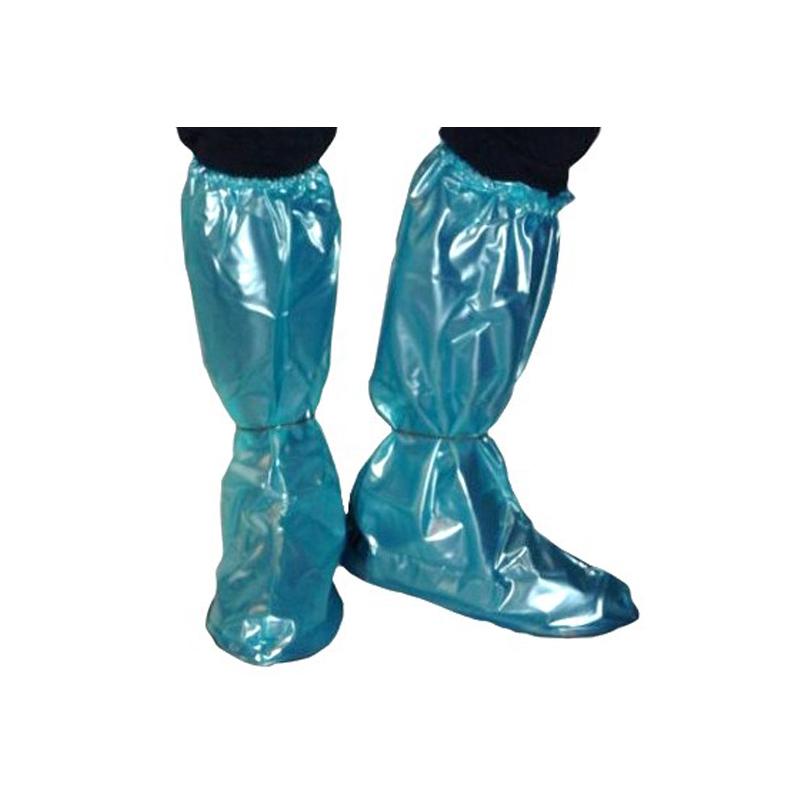 Waterproof Shoe Covers - blue