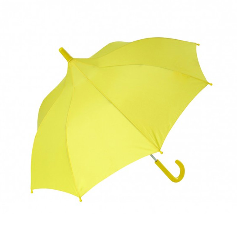 Children's Pagoda Umbrella Yellow