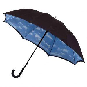 Double canopy cloud umbrella