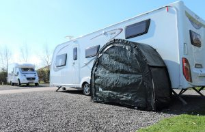 TidyTent Scoot-a-Cave camping