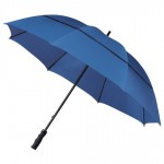ECO Strong Windproof Golf Umbrella - Blue