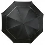 Extra Large Golf Umbrella MaxiVent XXL Black Top