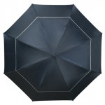Extra Large Golf Umbrella MaxiVent XXL Navy Top