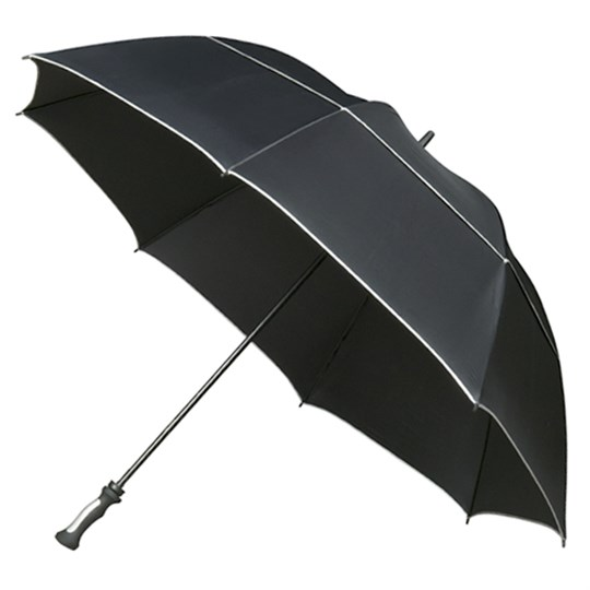 Extra Large Golf Umbrella MaxiVent XXL Black
