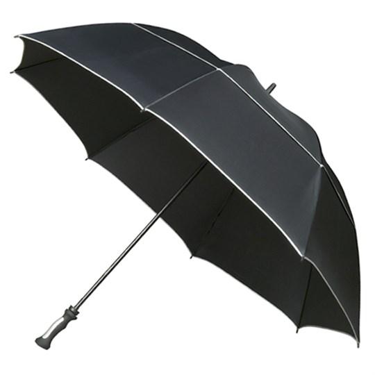 Extra Large Golf Umbrella MaxiVent XXL Black