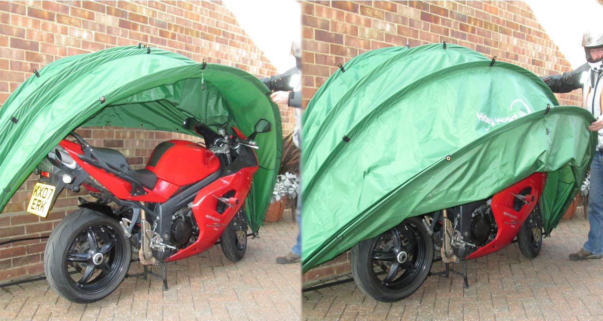 Hidey Hood / HideyHood 90 Bike & Scooter Cover