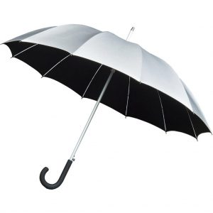 Silverback Silver Walking UV Umbrella