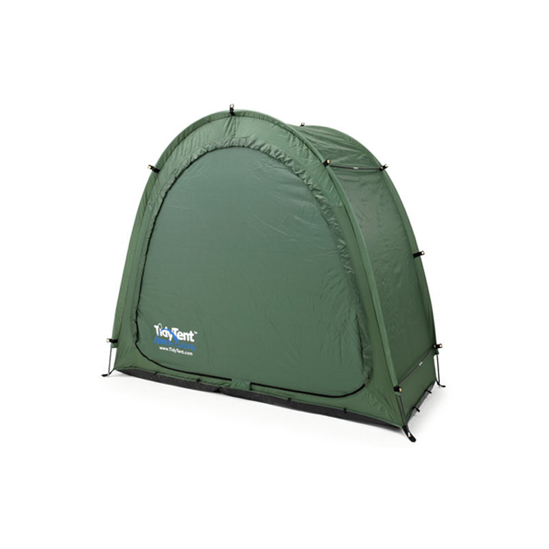 Tidy Tent outdoor garden storage tent cutout