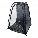 Under The Weather Shelter Tent black no roof