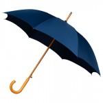 Warwick Windproof Walking Umbrella - Dark Blue
