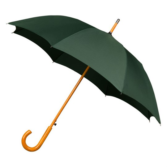 Warwick Windproof Walking Umbrella - Green