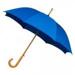 Warwick Windproof Walking Umbrella - Mid Blue