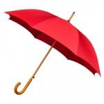 Warwick Windproof Walking Umbrella - Red