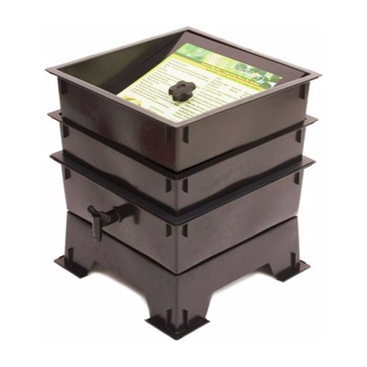 worm factory wormery compost bin