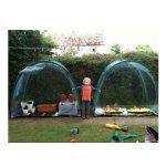 2 CultiCave Culti Cave PVC greenhouse