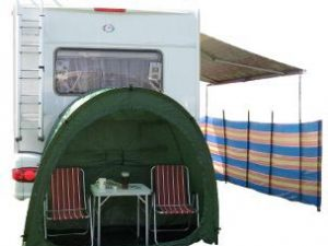 CampaCave by caravan cutout