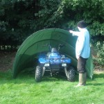 HideyHood quadbike