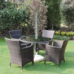 Shelta-Shade SheltaShade Garden Table Umbrella