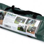 Tidy Tent outdoor garden storage tent packaging