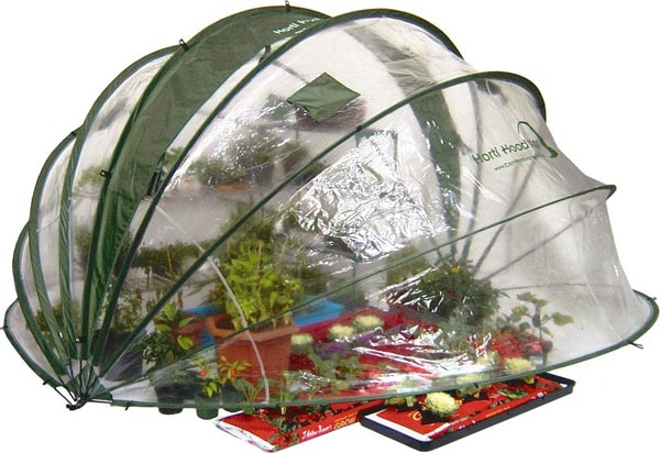 Horti Hood 180 PVC Mini Greenhouse