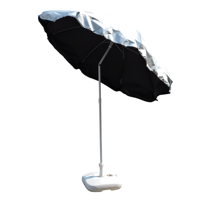 Uv Beach Parasol Sun Protection Protective Umbrella Sunshade