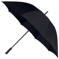 StormStar Large Golf Umbrella - Black