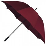 StormStar Large Golf Umbrella - Maroon