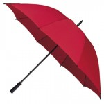 StormStar Large Golf Umbrella - Red