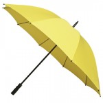 StormStar Large Golf Umbrella - Yellow