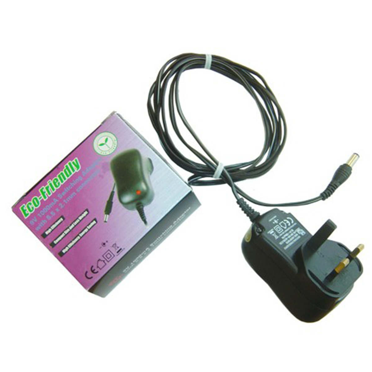 PinPod external power supply unit