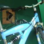 Anka Point Bike Storage Security Bracket AnkaPoint
