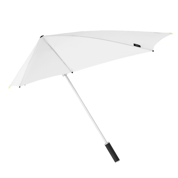 white stealth fighter umbrella