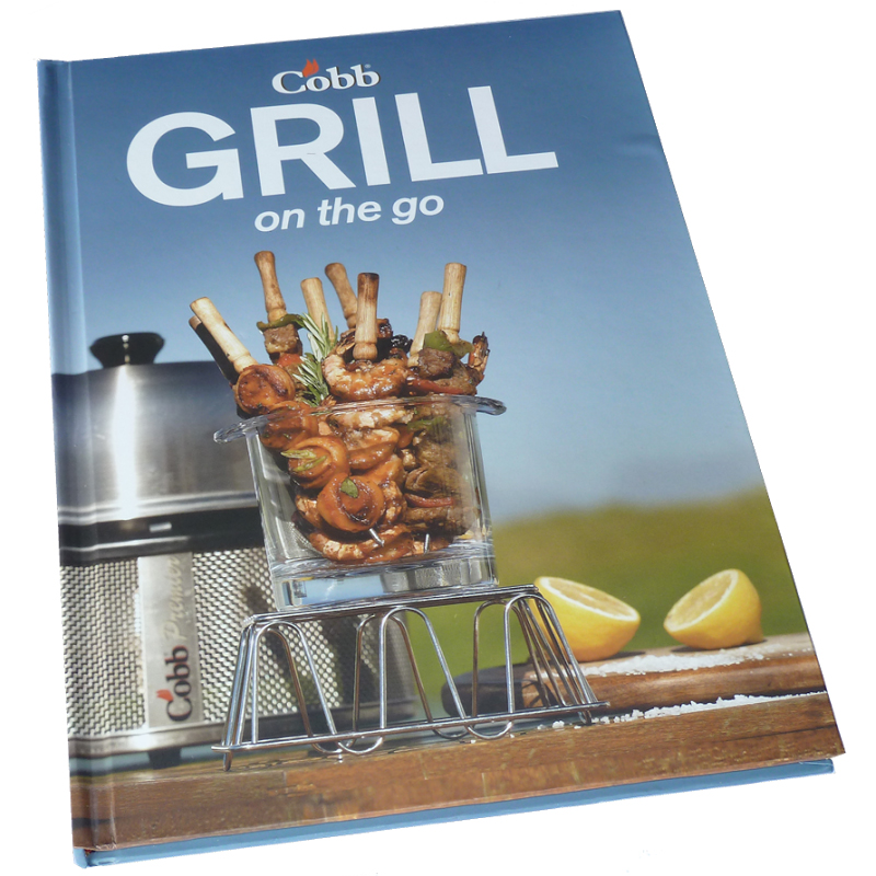 Outdoor cooking Cobb Recipe Book
