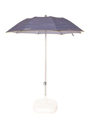 UV portable beach parasol