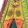 Indian Garden Parasol Design 1 Close-Up 1
