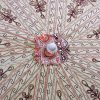 Indian Garden Parasol Design 2 Close-Up Top