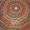 Indian Garden Parasols Design 8 Top