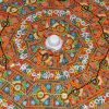 Indian Garden Parasols Design 8 Close-Up 1
