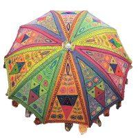 Indian Garden Parasol