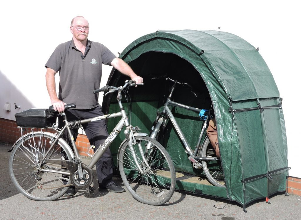 Bike Storage TidyTent TRIO
