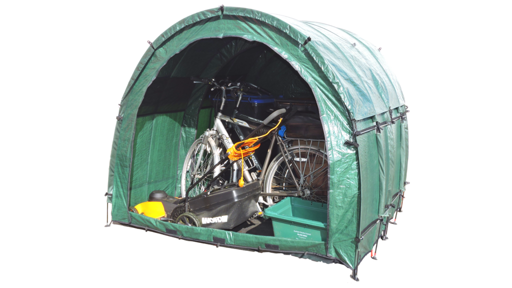 Extra Storage TidyTent TRIO modular storage tent