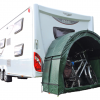 Outdoor Caravan Storage for Bikes