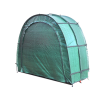 Outdoor Storage TidyTent TRIO closed without hood