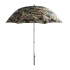 Camo Fishing Umbrella showing without shelter attached